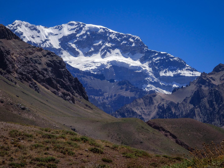 Pared sur del Aconcagua, 6.962 m/s/n/m, Mendoza, Argentina