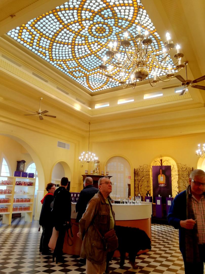 Parfumerie Molinard, Grasse - la Boutique