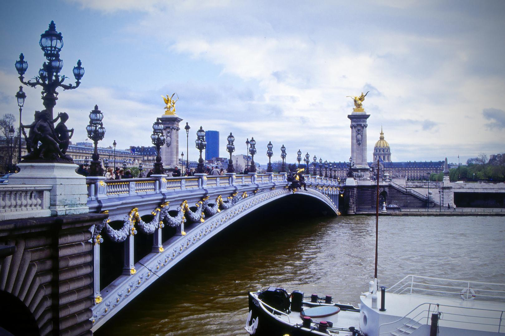Parigi 2 - Pont Alexandre III