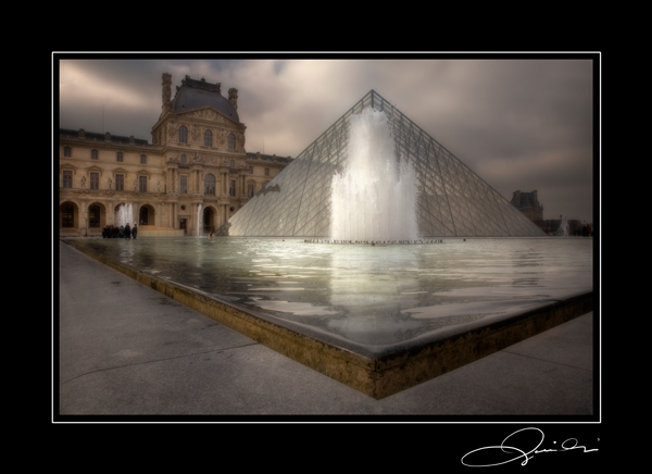 Parigi - Museo del Louvre 2010