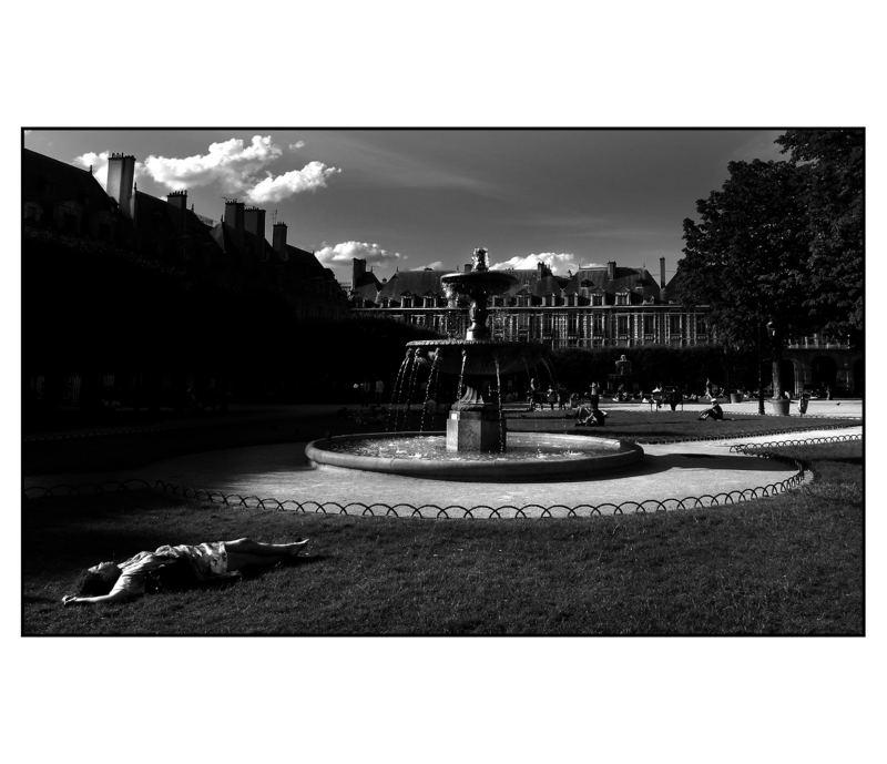 Parigi - Place des Volges