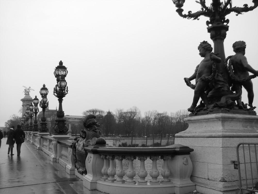 Parigi - Pont Alexandre III -