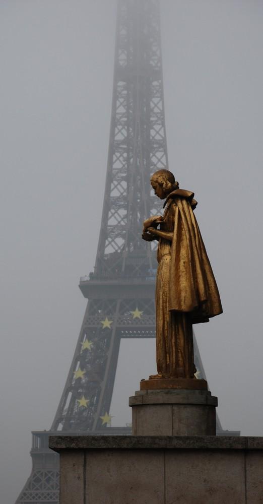 parigi....una mattina d'inverno