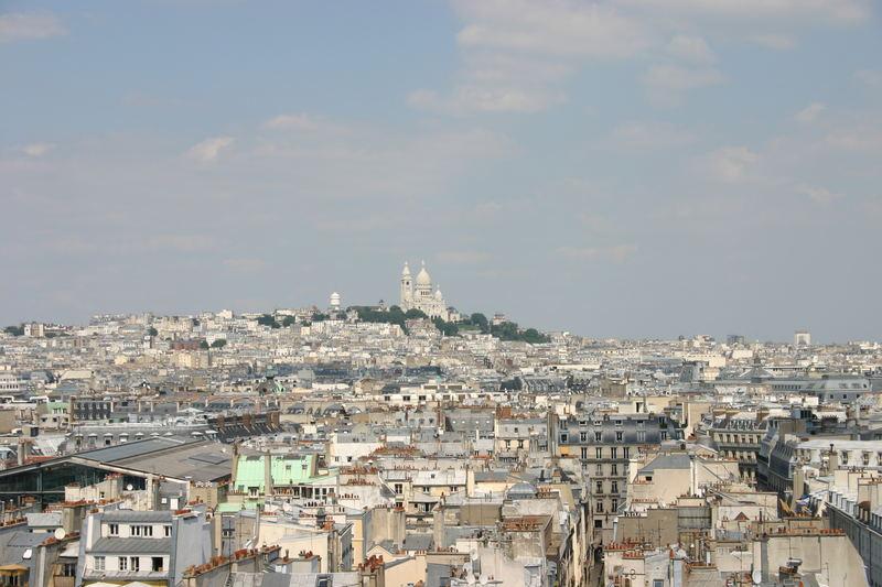 Paris (1) ... Sacré Coeur