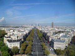 Paris à mes pieds !!!!