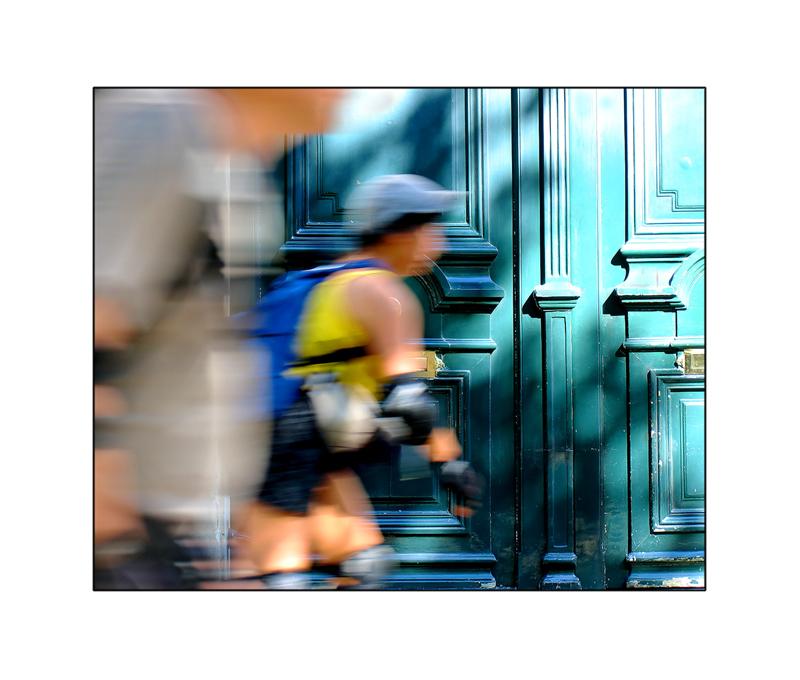 Paris à roulettes