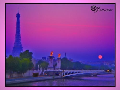 París al Amanecer.