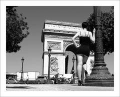 Paris - Arc de Triomphe II