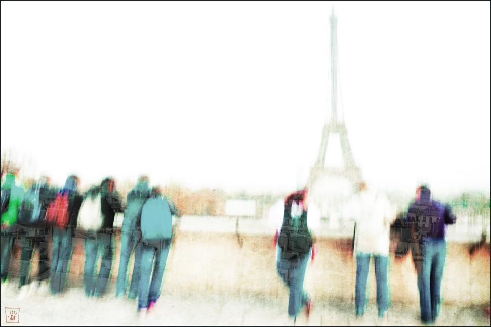 Paris [Aussicht]
