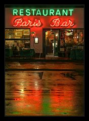 Paris Bar in Berlin
