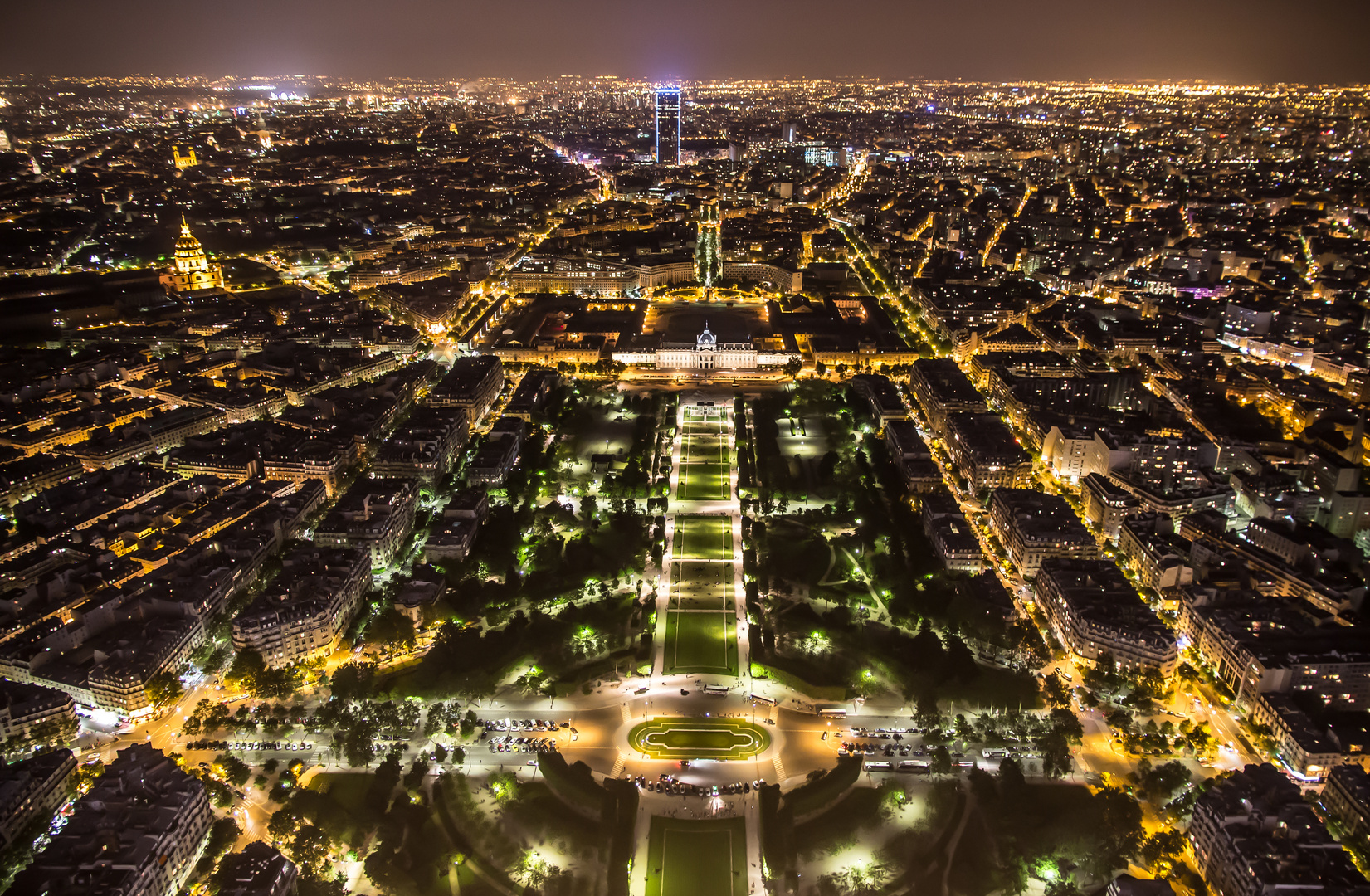 Paris by Night and Love