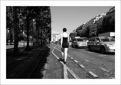 Paris - Champs Élysées