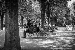 Paris, die Stadt ...