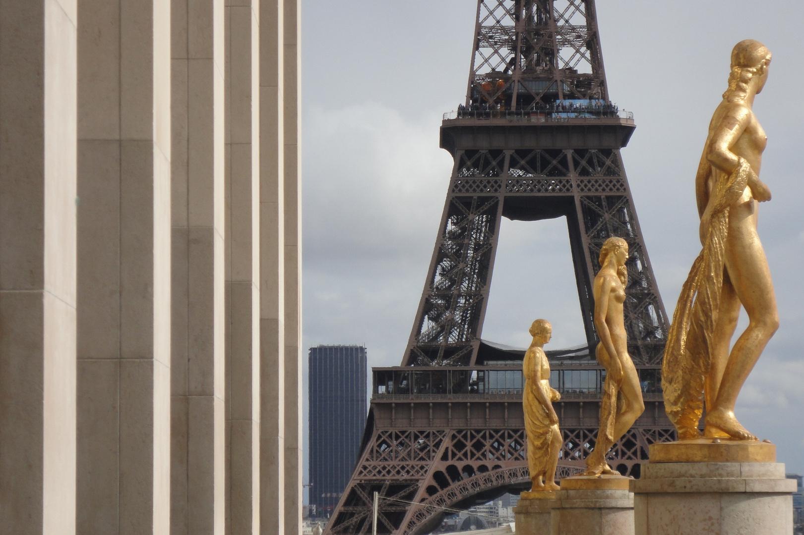 Paris Durchblick