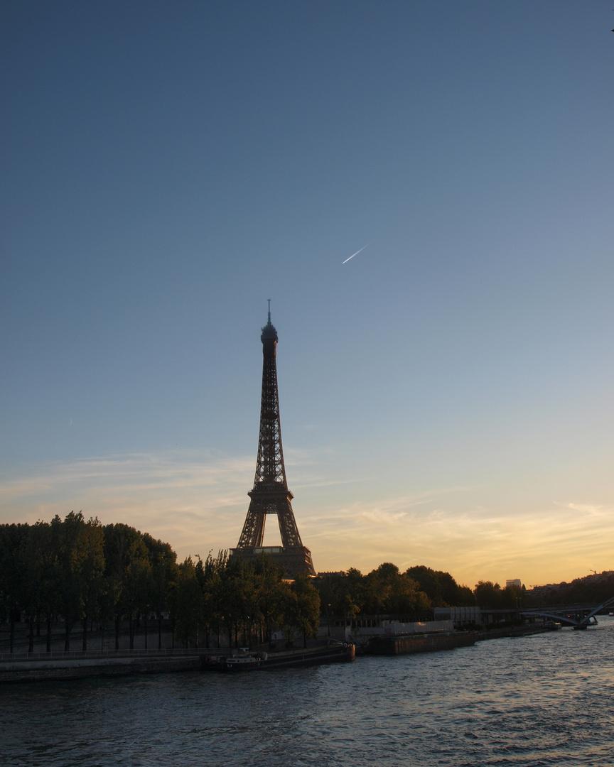 Paris - Eifelturm