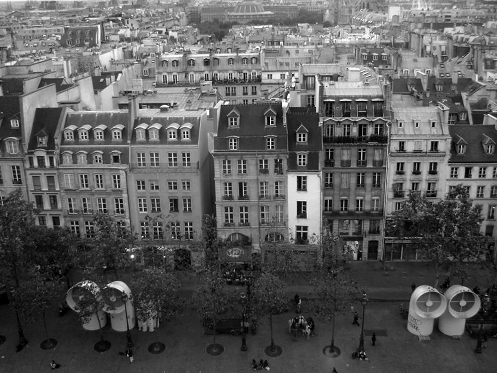 Paris en couleurs