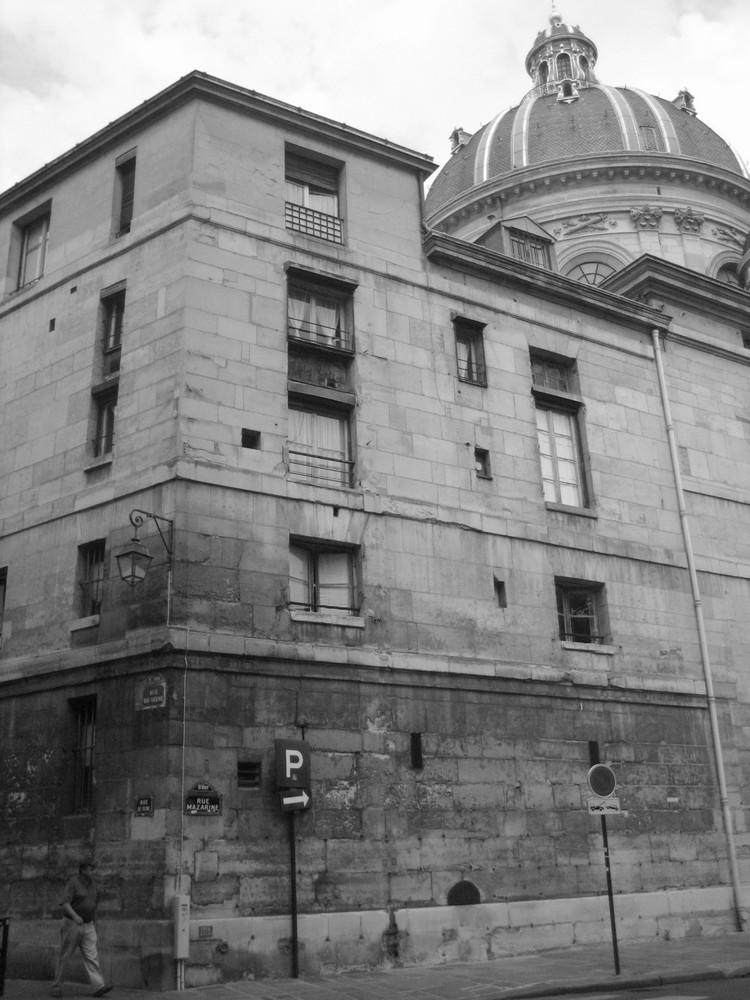 Paris en gris