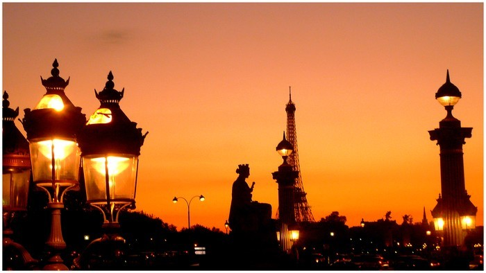 Paris et ses éclairages