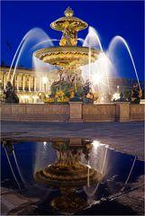 Paris - Fontaine des Fleuves #3