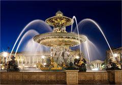 Paris - Fontaine des Fleuves