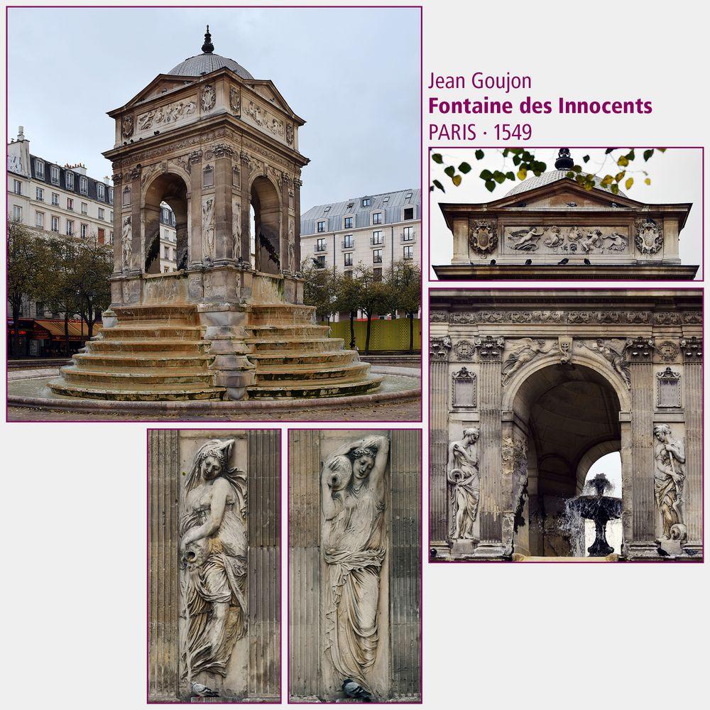 Paris · Fontaine des Innocents