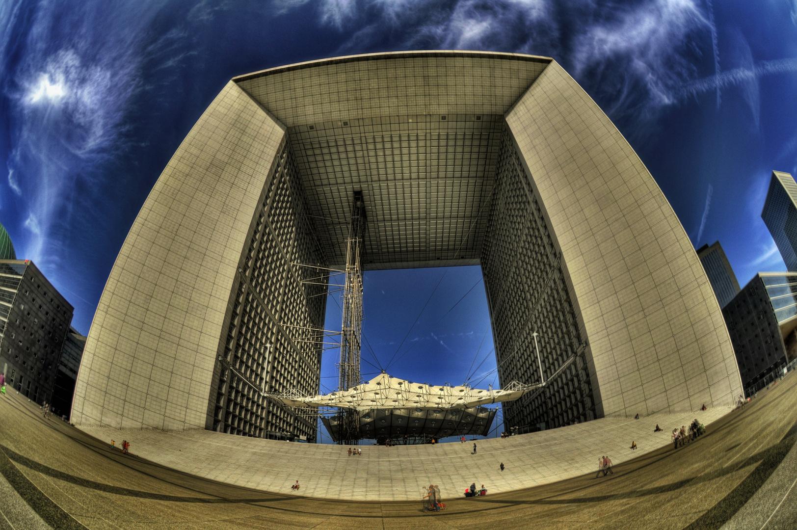Paris - Grand Arche