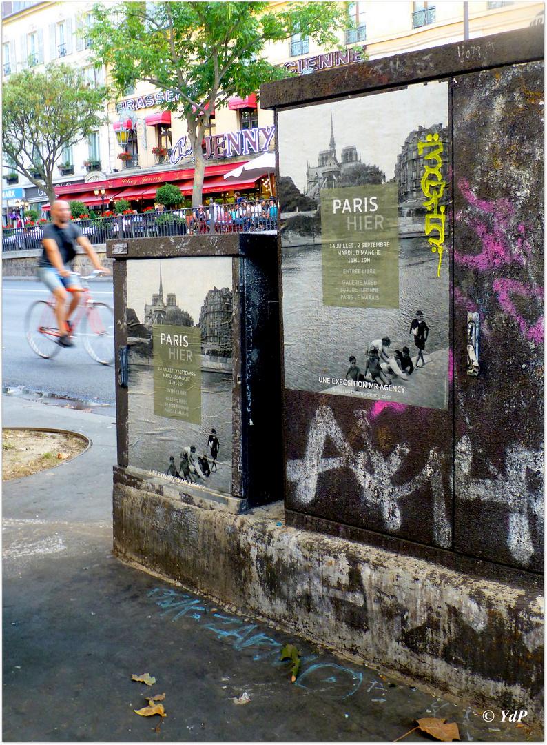 """""""Paris hier""""..."""
