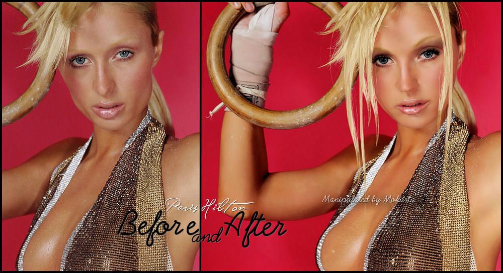 Paris Hilton?