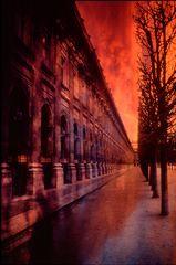 Paris in Flammen