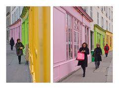 Paris in Frühlingsfarben