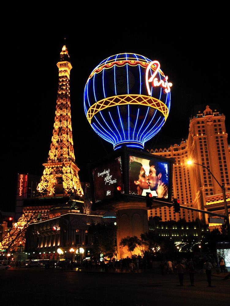 Paris in Übersee