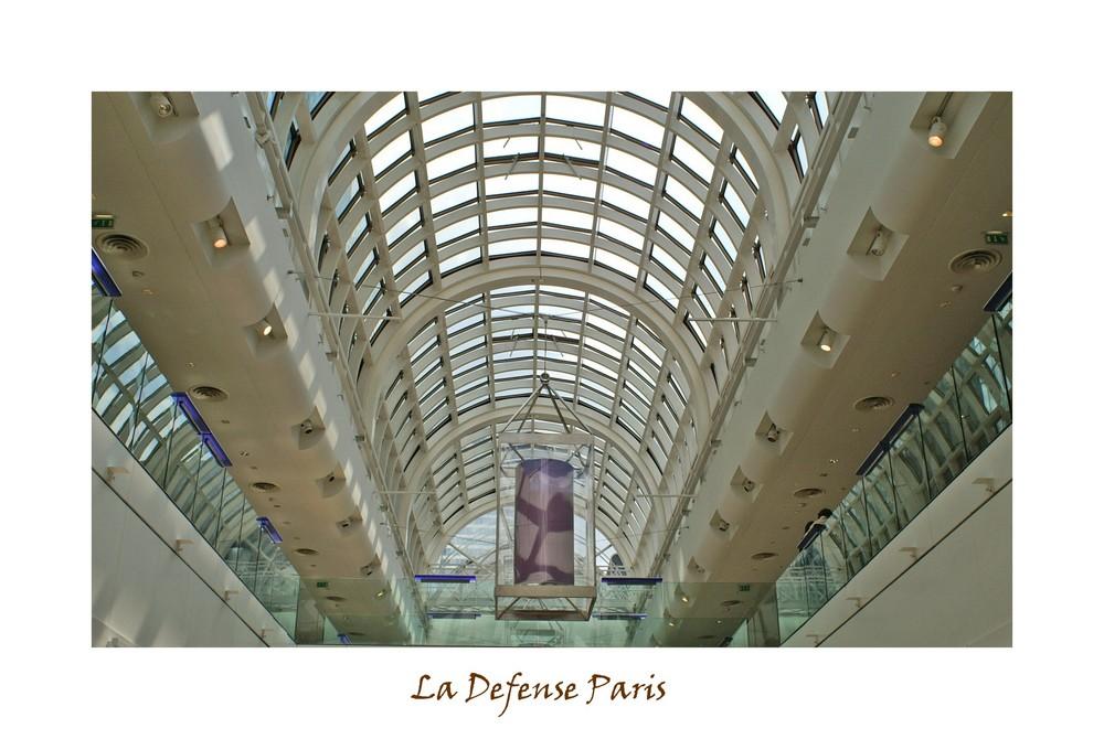 Paris La Defense 2008
