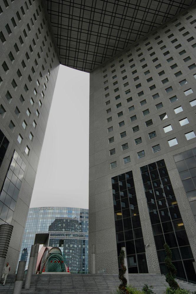 Paris - La Defense .