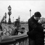 Paris, l'amour