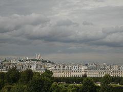 Paris - Montmatre mit Sacre Coeur