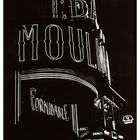 Paris Moulin-Rouge by Night
