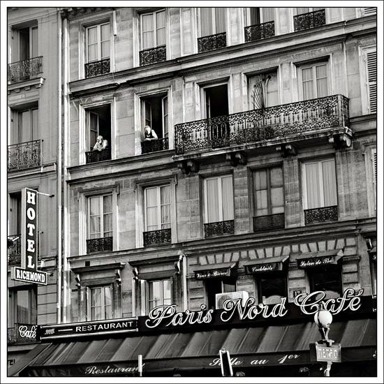 Paris Nord Café