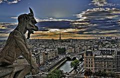 Paris .. Notre Dame