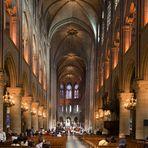 Paris Notre Dame - ... inside II ...