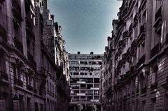 Paris on slide Film