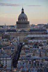 Paris . Pantheon