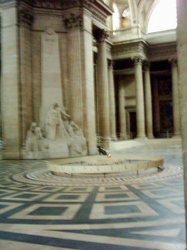 Paris, Pantheon - Foucault's pendulum