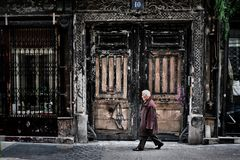 Paris - Passers-by