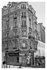 Paris Rue Martyre