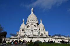 Paris-Sacré-Cœur de Montmartre