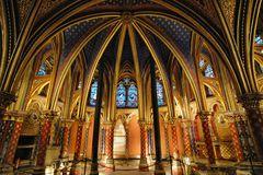 Paris - Sainte-Chapelle ..