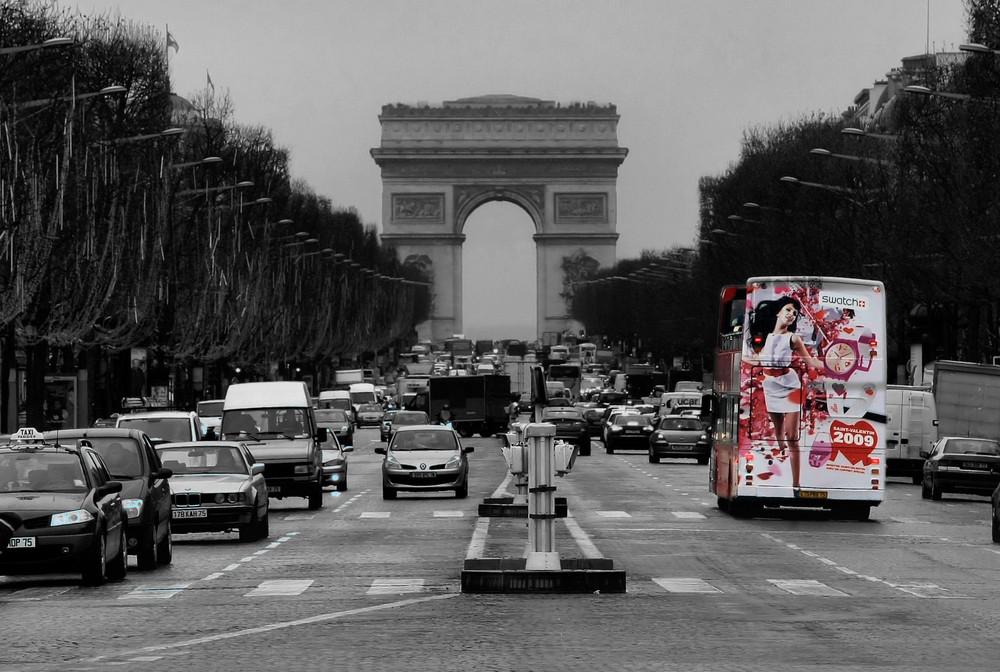 Paris Swatch
