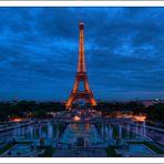 Paris *Tour Eiffel*