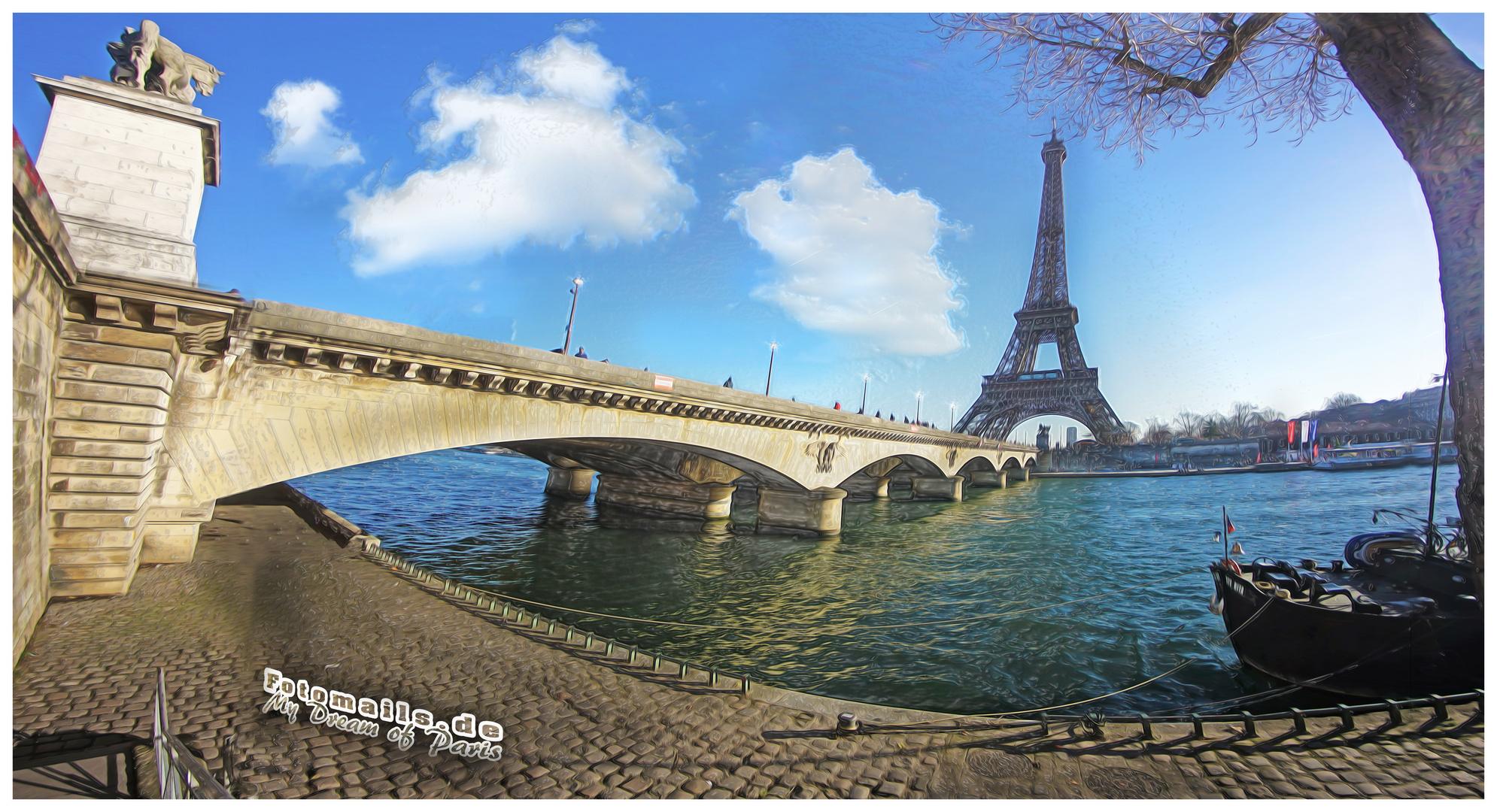 Paris, très sympa...