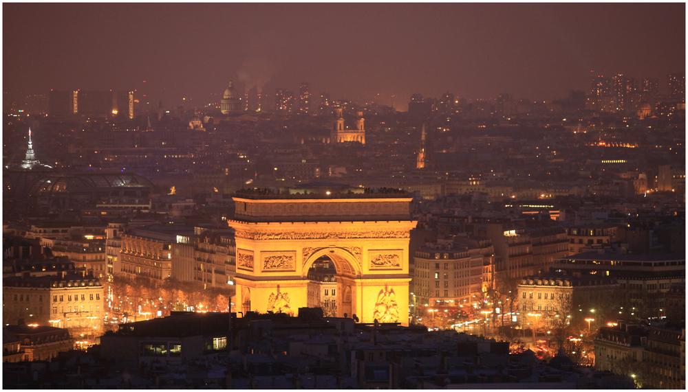 Paris Triumphbogen (9796)